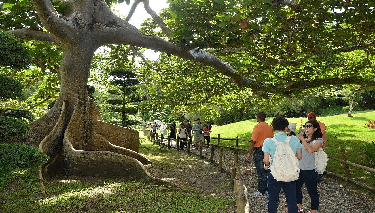 Jard n bot nico nacional jbn inicio for Jardin botanico de liubliana